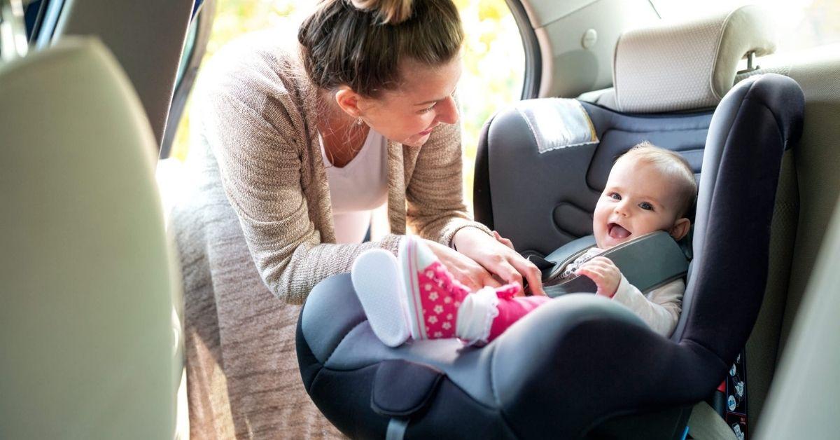 παιδικό κάθισμα αυτοκινήτου πώς τοποθετείται